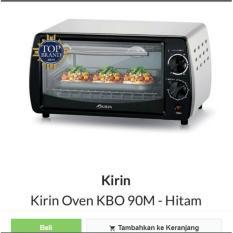 Kirin Oven Elektrik Kbo 90M Dki Jakarta Diskon 50