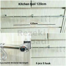 Kitchen Tool / Gantungan Kuali / 120Cm / Gantungan Panci - E6adad