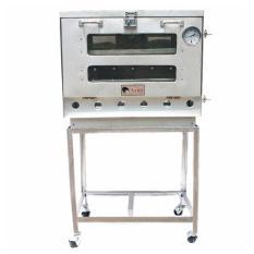 Harga Kiwi Oven Gas 1 Pintu Ukuran 40 X 60 Cm Perak Asli