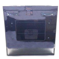 Kiwi - Oven Tangkring Stainless Steel - Perak