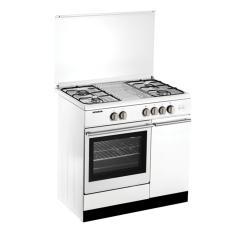 Kompor Freestanding 4 tungku + Oven FC 7943 W