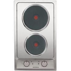 Kompor Listrik BE 1320 Satina Modena Electric Hob / 2 Electric Burners / 2 Electric Plates / 2 Tungku Kompor Listrik