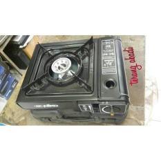 Kompor Portable Niko Atau Utu 2In1 Gas Kaleng/Tabung Gas - 365D6A