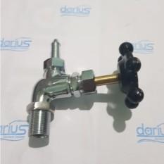 kran uap atas boiler GB-27/keran atas selang boiler