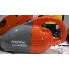 Krisbow Mini Car Vacuum Cleaner - DC 12V