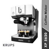 Diskon Krups Xp5620 Mesin Pembuat Kopi Hitam Silver Branded