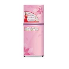Kulkas 2 Pintu 236 FP (Pink Bunga)