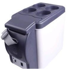 Kulkas Portable 6l Lemari Es Pendingin Mobil