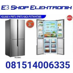 Kulkas Side By Side 4 Pintu Gea Rq 56Wc Promo Super Murah !!! - B3ebb6