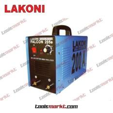 Lakoni Falcon 205 E Mesin Las MMA Inverter Falcon205E 205E