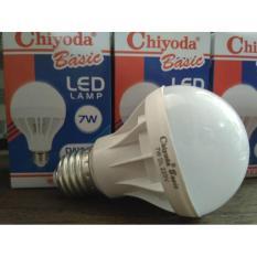 Lampu Bohlam Led Chiyoda Murah 7W Putih - 5Aab3c
