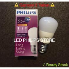 Lampu Bohlam Led Philips 3 Watt Kuning/Warm White (3W 3 W 3Watt) - Eac6a7