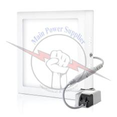 Lampu Downlight Panel Led 18W Outbow Ob Putih Kotak 18Watt Plafon - 797Bdc