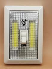 Lampu Emergency 2 led COB with magnet Model Saklar