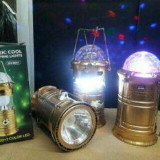 Lampu Led Emergency Cas Bisa Dijadikan Powerbank 4In1 Harga Murah - E77E73