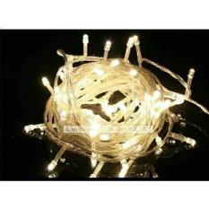 Lampu Led / Lampu Hias / Lampu Natal/ Warna Warmwhite +Colokan Sambung - 93379C