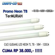Lampu Led Neon Tl T8 Tube 16W 120Cm Rp. 32.000 - 6E3ad9