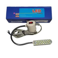 Lampu mesin jahit LED 20 titik dengan magnet