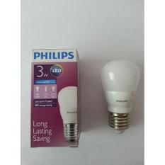 Lampu Philips Led 3 Watt - Putih - 73C76C