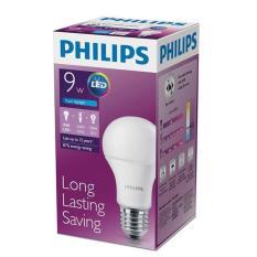 Lampu Philips Led Bulb 9W 9 Watt Putih Cool Daylight - A39D69