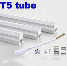 Lampu Set neon tube 6 watt cahaya BIRU TL T5 LED 30cm Merk SURYA