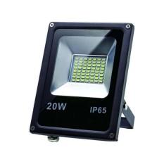 Led Sorot 20W Flood Light Lampu Penerangan Tembak 20 W Watt Outdoor - 57C59C