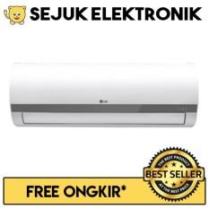 LG D18RX AC Split 2 PK Deluxe Low Watt Ultra Ionizer R410a (JAKARTA ONLY)
