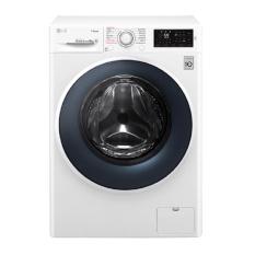 LG FC1408S4W Mesin Cuci Front Loading 8 Kg - 1400 Rpm - Putih - Khusus Jabodetabek