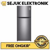 Toko Lg Gn B185Sqbb Lemari Es Kulkas 2 Pintu Smart Inverter Compressor 187 Liter Jadetabek Only Lg Online