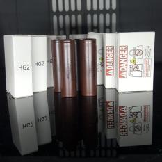 Lg Hg2 Li-Ion 18650 Battery 3000Mah 3.7V Authentic - 59A97B
