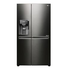 Tips Beli Lg Kulkas Inverter Side By Side Gc J247Ckav Dispenser Black Stainless