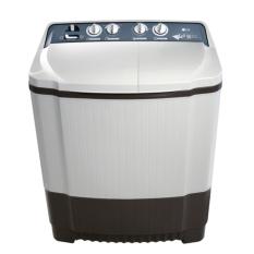 LG P850R - 8.5Kg - Mesin Cuci 2 Tabung - Putih