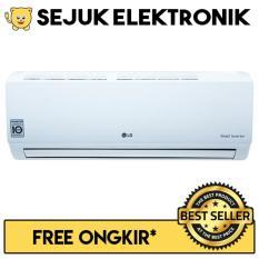 LG S10DMV AC Split 1 PK Deluxe Low Watt Putih (JAKARTA ONLY)