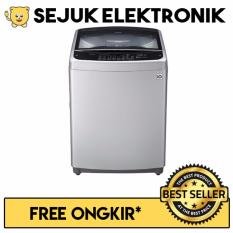 LG T2108VSAM Mesin Cuci Top Loading Smart Inverter - 8KG (JADETABEK ONLY)