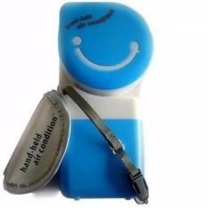 Lullaby AC Genggam Portable - Biru