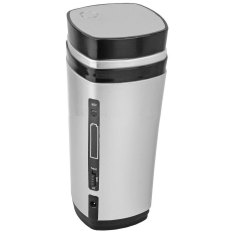 Diskon Luxury Usb Auto Stirring And Warming Coffee Cup Teko Elektrik Silver Luxury