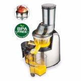 Spesifikasi Macom 859 Masticating Slow Juicer Super Premium Baru