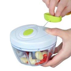 Spesifikasi Magic Home Manual Food Chopper Hijau Magic Home Terbaru
