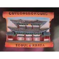 Magnet / tempelan kulkas negara Korea