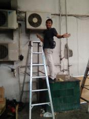 Maintenance AC Malang