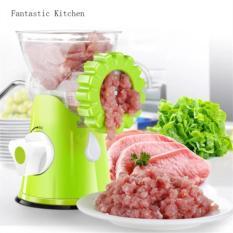 Iklan Manual Meat Grinder Mini Meat Grinder Penggiling Gilingan Manual Daging Sayur Buah Mincer Mie Penggiling Bumbu