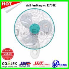 Maspion Kipas dinding Wall Fan 12inch 31K