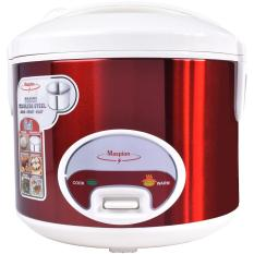 Harga Maspion Magic Com 1 8 Liter 395 Watt Merah Mrj208Ms Online Indonesia