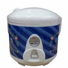 Maspion Magic Com, Rice Cooker, Magic Jar, Penanak Nasi 1 Liter 3in1 Batik – EX109B