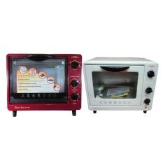 Maspion Oven Toaster 20 Liter 800 Watt - MOT600
