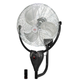 Spesifikasi Maspion Power Fan 18 Pw 1802 Rc Hitam Merk Maspion