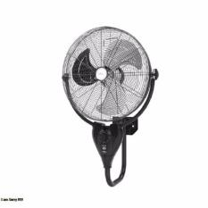 Maspion PW-501 Power Wall Fan [Remote Control/20 Inch] - Hitam