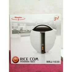 MASPION RICE COOKER COM MRJ-1039