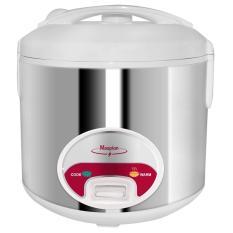 Maspion Rice Cooker Maspion Mrj - 208 Ss - 1.8 L Stainless - Edb59e
