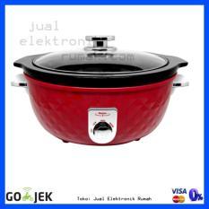 Maspion Slow cooker 6 Liter 250 Watt MSC6500